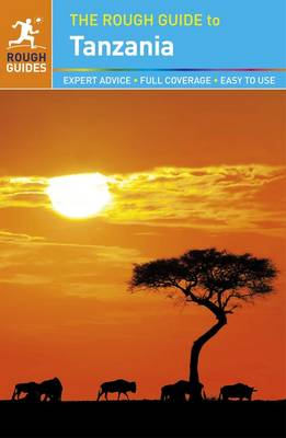Reisgids Rough Guide Tanzania   Rough Guide