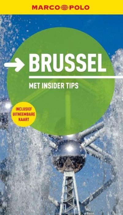 Reisgids Brussel Marco Polo   Unieboek