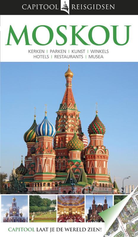 Reisgids Moskou   Capitool