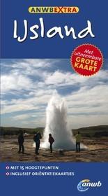 Reisgids IJsland - ANWB extra   ANWB