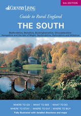 Reisgids Country Living Guide to Rural England : The South (Zuid Engeland) : Travel Publishing :