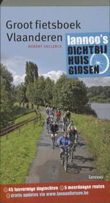 Fietsgids - Groot Fietsboek Vlaanderen   Lannoo