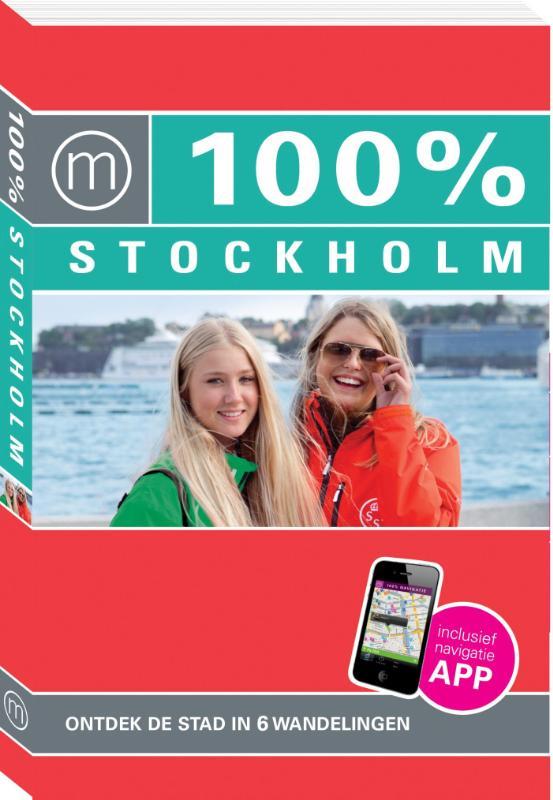 Reisgids 100 % Stockholm   Mo Media