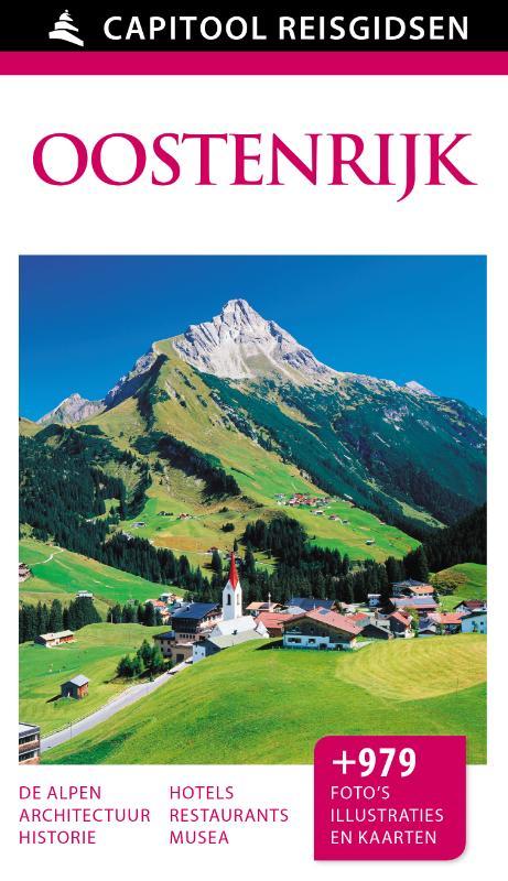 Reisgids Oostenrijk   Capitool