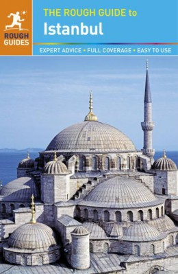 Reisgids Rough Guide Istanbul - Istanboel   Rough Guide