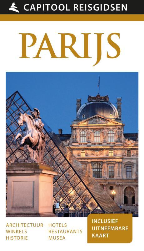 Reisgids Parijs   Capitool - Unieboek