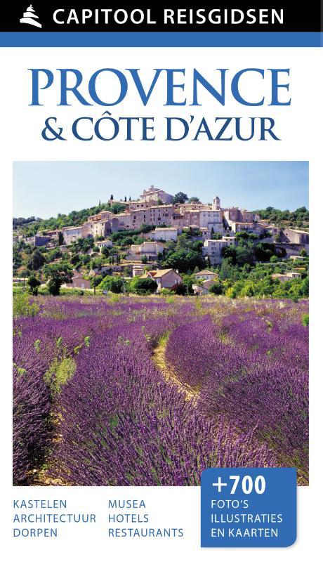 Reisgids Provence & de Cote d'azur   Capitool