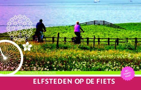 Fietsgids Elfsteden op de fiets   Buijten en Schipperheijn