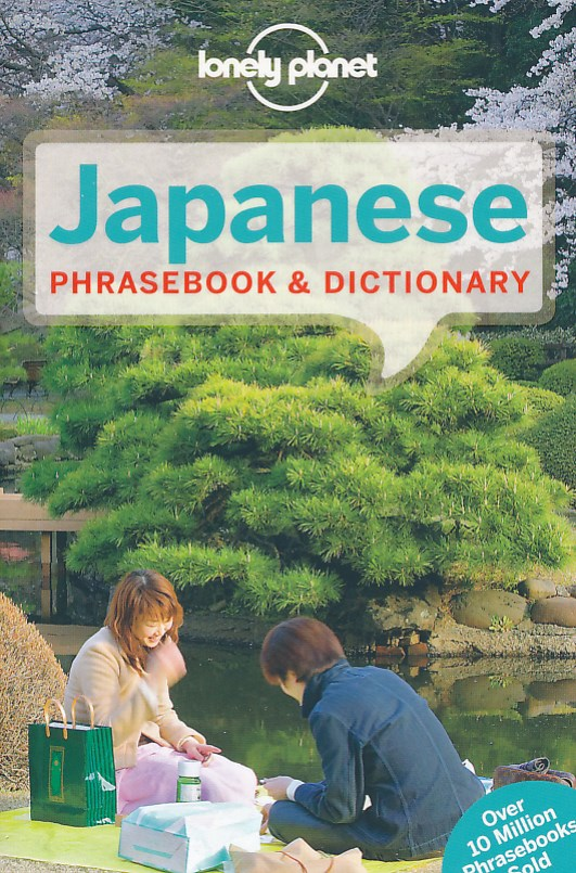 Woordenboek - Taalgids Japanese Phrasebook - Japans   Lonely Planet