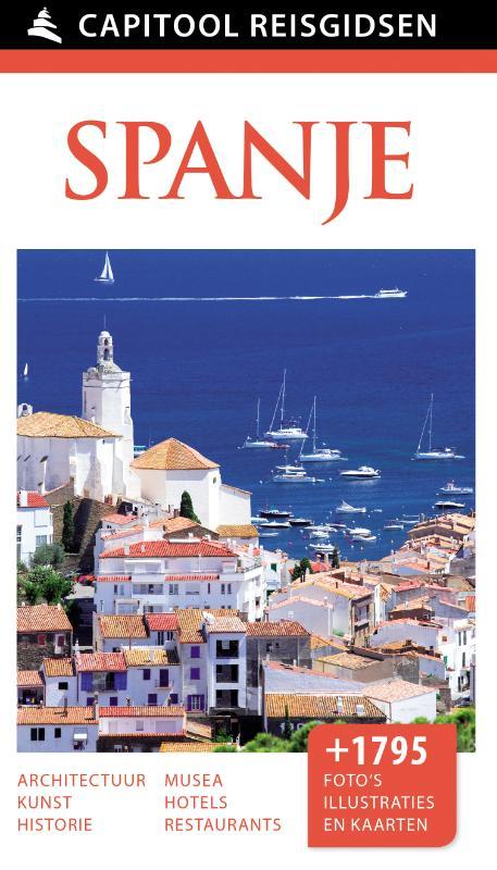Reisgids - Reisboek Spanje   Capitool
