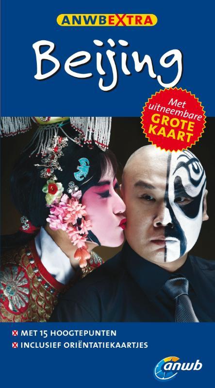 Reisgids Beijing   ANWB Extra