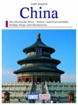 Kunstreisgids - Kunstreisefuhrer China   Dumont verlag