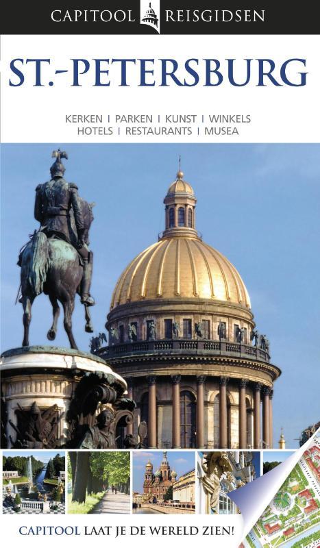 Reisgids Sint Petersburg - St. Petersburg   Capitool
