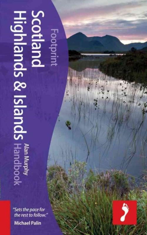 Reisgids Schotland Scotland - Highlands & Islands   Footprint