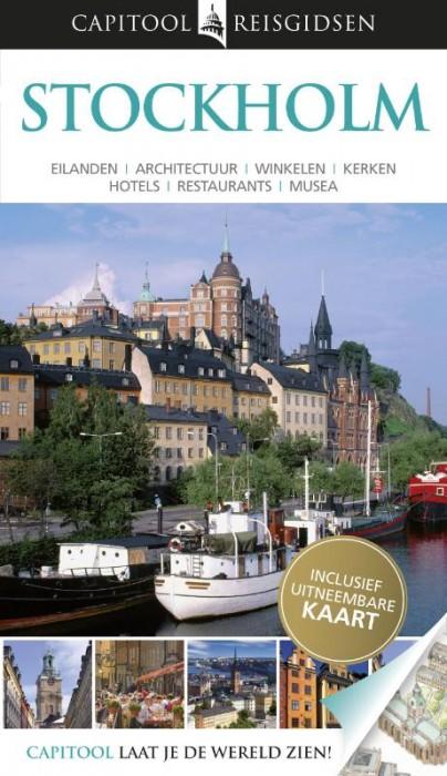 Reisgids Stockholm   Capitool