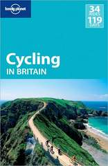 Fietsgids Cycling Britain : Lonely Planet :