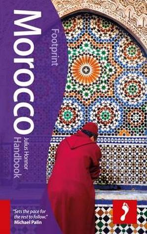 Reisgids Marokko - Morocco   Footprint handbooks