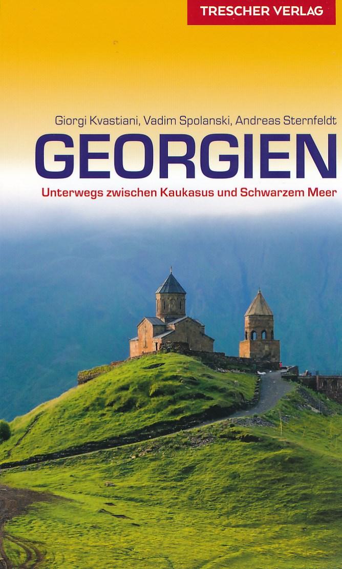 Reisgids Georgien - Georgië entdecken   Trescher Verlag
