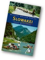Reisgids Slowakei - Slowakije   Michael Muller Verlag