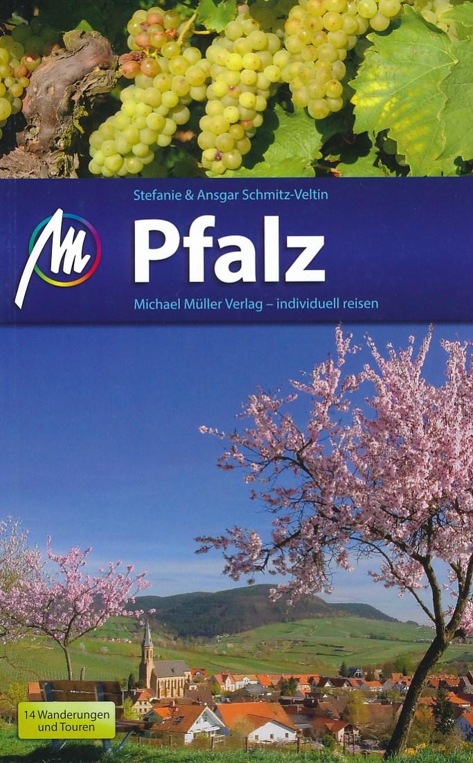 Reisgids Pfalz   Michael Muller Verlag