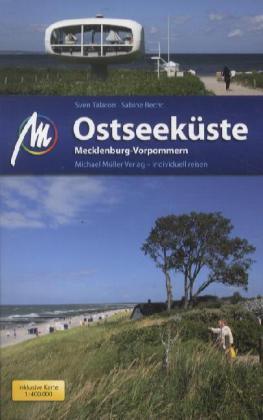 Reisgids Ostseek�ste Mecklenburg-Vorpommern, Oostzee kust   Michael Muller Verlag