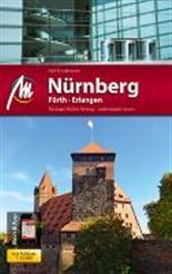 Reisgids Neurenberg - N�rnberg F�rth, Erlangen   Michael Muller Verlag