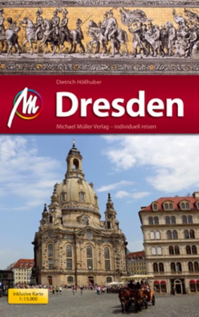 Reisgids Dresden   Michael Muller Verlag