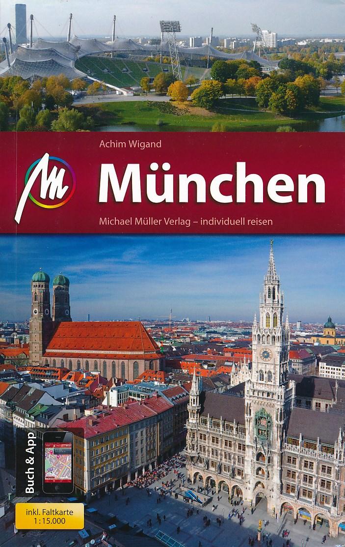Reisgids M�nchen   Michael Muller Verlag