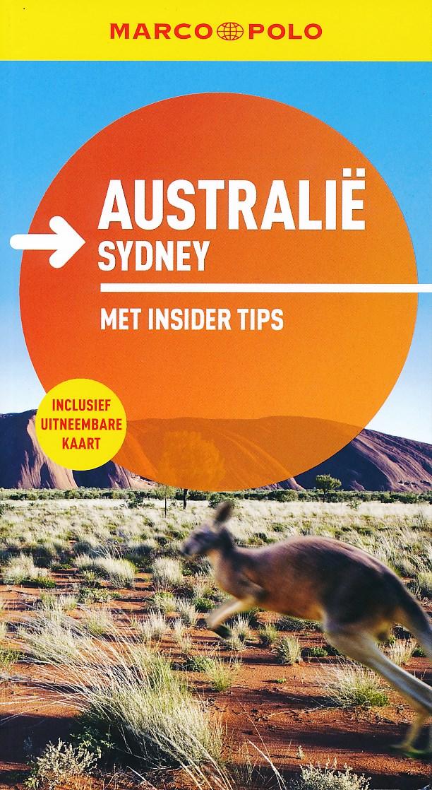 Reisgids Australië   Marco Polo