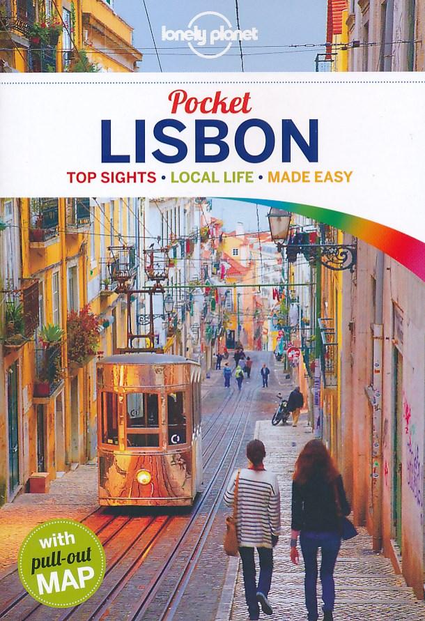 Reisgids Lisbon pocket - Lissabon   Lonely Planet