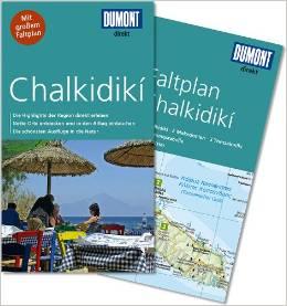 Reisgids Chalkidiki   Dumont Direkt