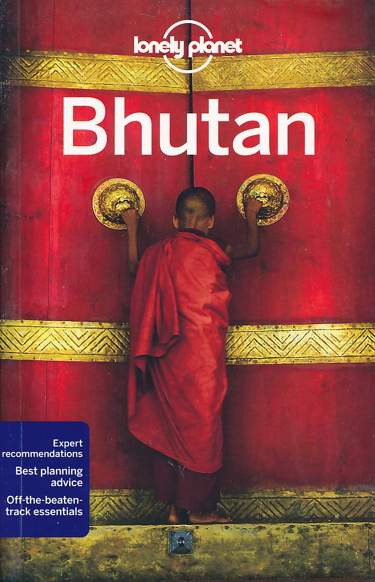 Reisgids Bhutan   Lonely Planet