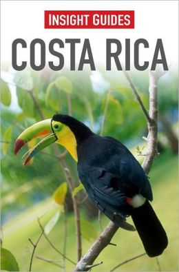 Reisgids Costa Rica   Insight Guide (ENGELS)