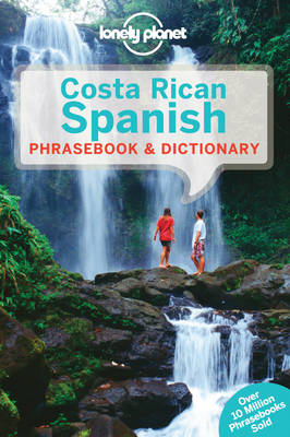 Woordenboek Taalgids Costa Rican Spanish - Costa Rica Spaans   Lonely Planet