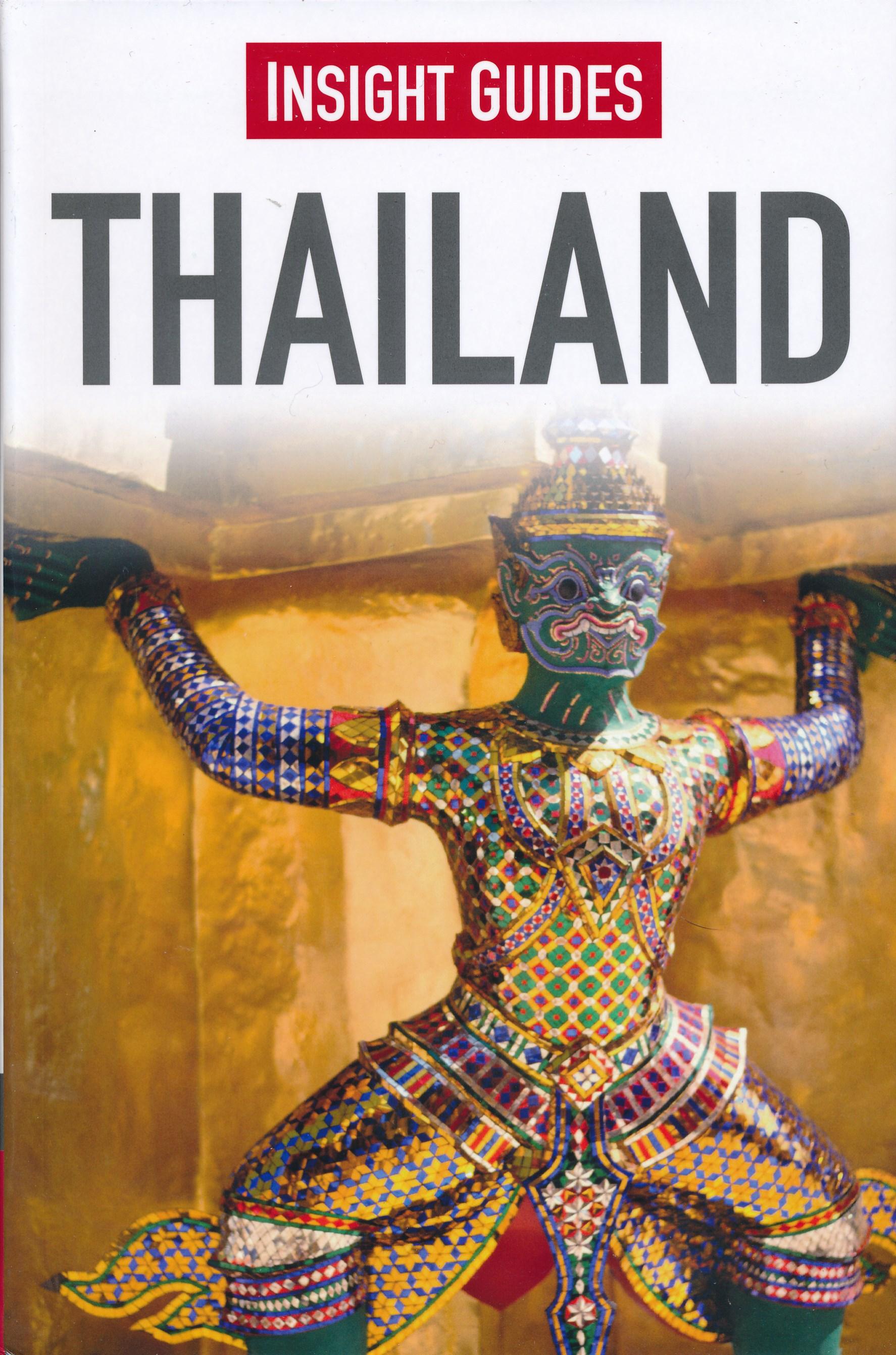 Reisgids Thailand (eng.)   Insight Guide