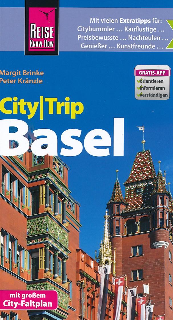 Reisgids CityTrip Basel - Bazel   Reise Know How