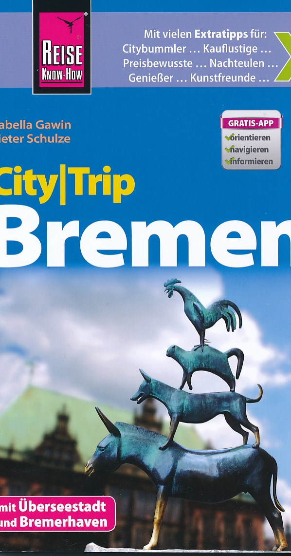 Reisgids CityTrip Bremen   Reise Know How