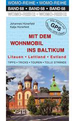 Campergids - Camperplaatsen Band 68: Mit dem Wohnmobil ins Baltikum - Estland - Letland - Litouwen   Womo Verlag