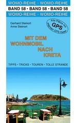 Campergids - Camperplaatsen Band 58: Mit dem Wohnmobil nach Kreta   Womo Verlag