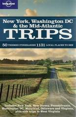 Reisgids Lonely Planet New York Washington DC and the Atlantic Coast Trips : Lonely Planet :