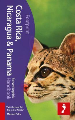 Reisgids Costa Rica, Nicaragua & Panama   Footprint Handbook