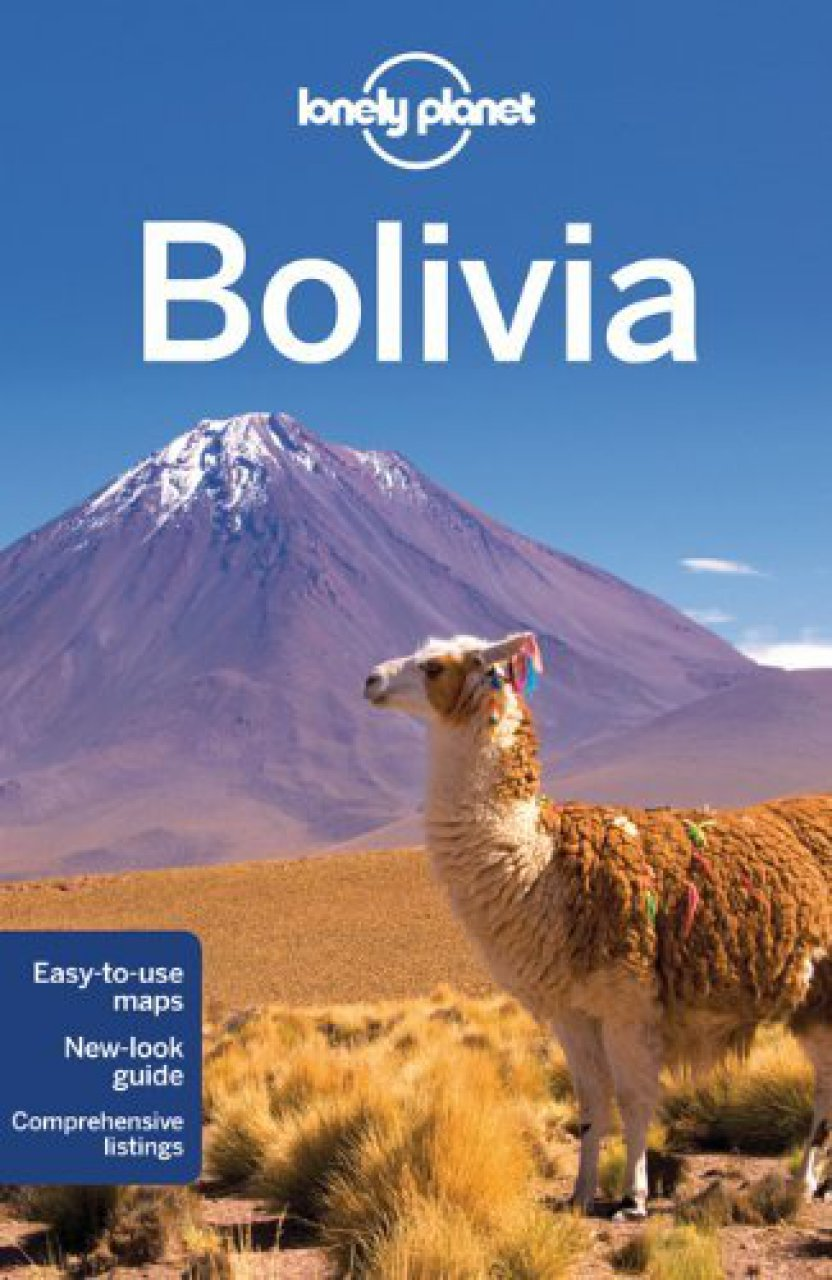 Reisgids Lonely Planet Bolivia   Lonely Planet