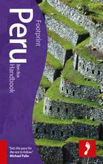 Reisgids Peru Handbook : Footprint :