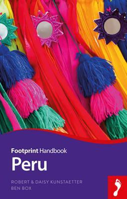 Reisgids Peru Handbook   Footprint
