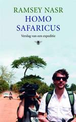 Reisverhaal Homo Safaricus - Ramsey Nasr   Bezige Bij