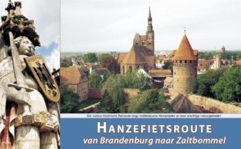 Fietsgids 3 Hanzefietsroute van Brandenburg naar Zaltbommel   ReCreatief fietsen