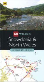 Wandelgids 50 Walks in Snowdonia - Wales : AA :