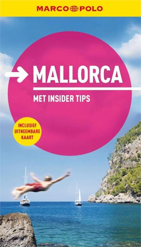 Reisgids Marco Polo Mallorca   Marco Polo