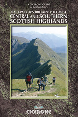 Wandelgids Schotland: Central and Southern Scottish Highlands   Cicerone