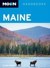 Reisgids Maine (USA) : Moon Handbooks :